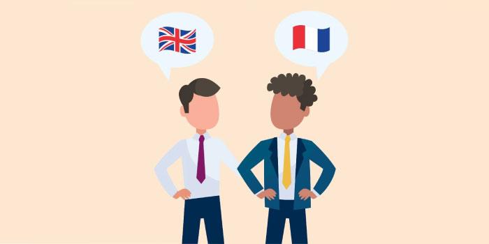 2 giọng đọc chính là Anh - Anh và Anh - Mỹ