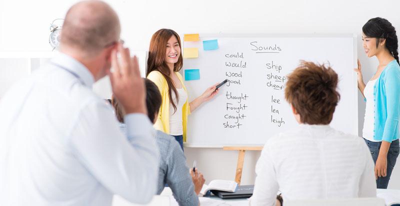 học tiếng Anh để hội nhập và phát huy tài năng
