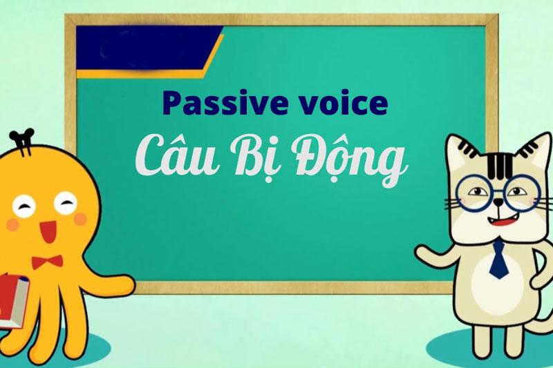 bài tập passive voice