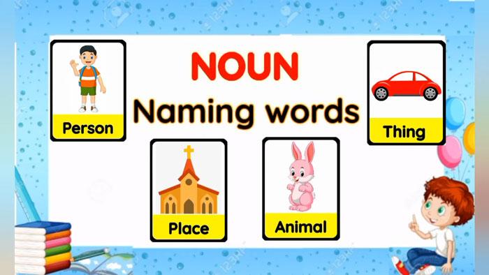 Danh từ hoặc cụm danh từ làm tân ngữ
