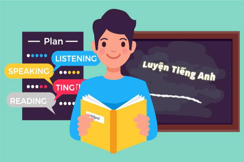 Các mẹo giúp bạn luyện nói tiếng anh hiệu quả và giao tiếp tự tin hơn