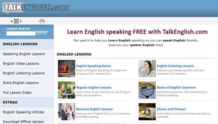 Luyện nghe tiếng anh chất lượng từ Talkenglish