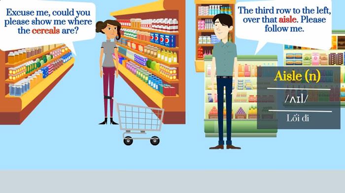 Chủ đề mua sắm tiếng anh thông dụng có thể bạn chưa biết