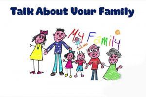 Cách giới thiệu về gia đình bằng tiếng Anh đơn giản nhất