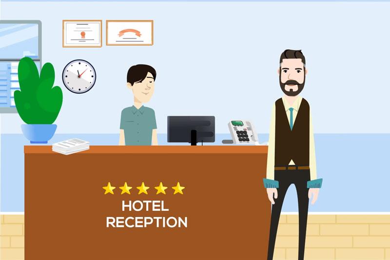 Tiếng Anh giao tiếp khách sạn