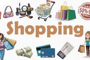 Những tips hay để chinh phục tiếng anh giao tiếp mua sắm
