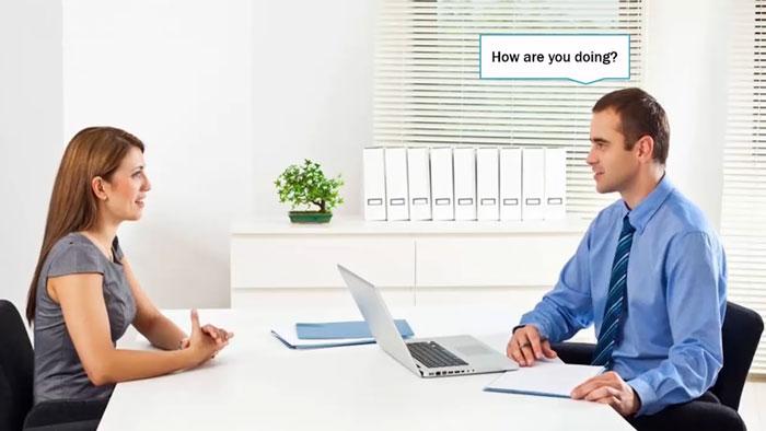 Thông minh trong cách ứng xử, trả lời phỏng vấn
